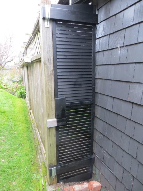 the new shutter gate