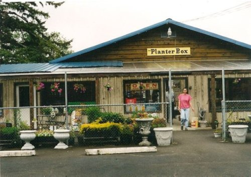 Planter Box 2001