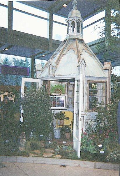 2001, garden shed