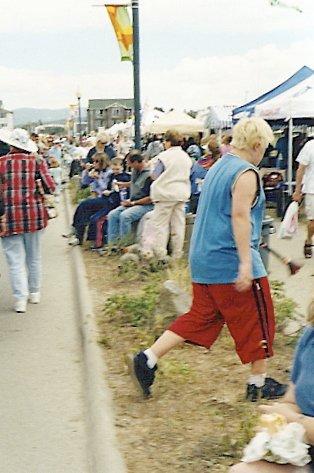 walk of shame 2003
