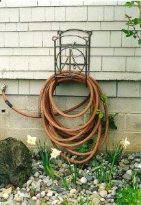 """water"" hose hanger"