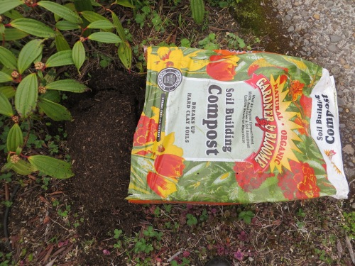 Gardener and Bloome Soil Building Compost