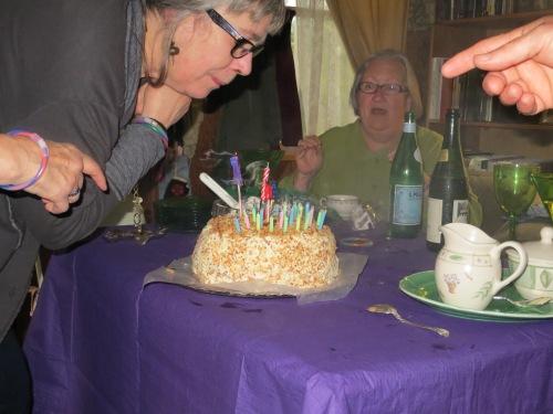The birthday girl will get her wish.