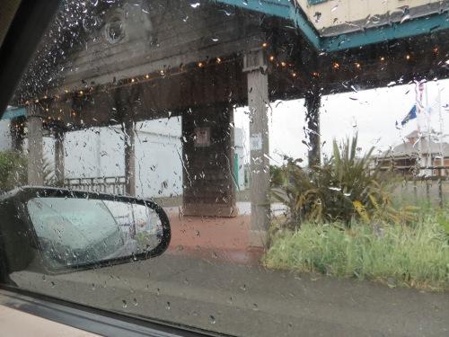 passing through Long Beach