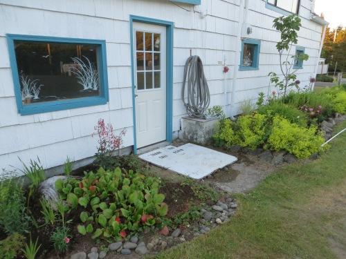 garden shed garden
