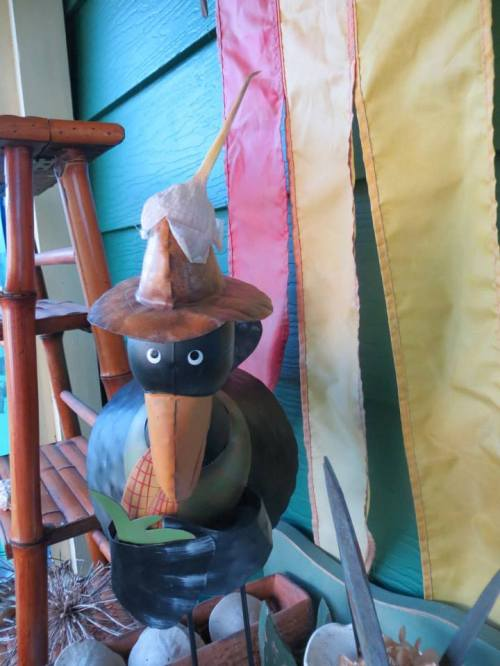 a rakish hat