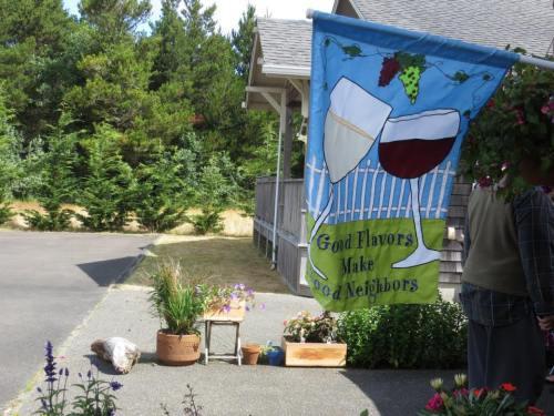 porch banner
