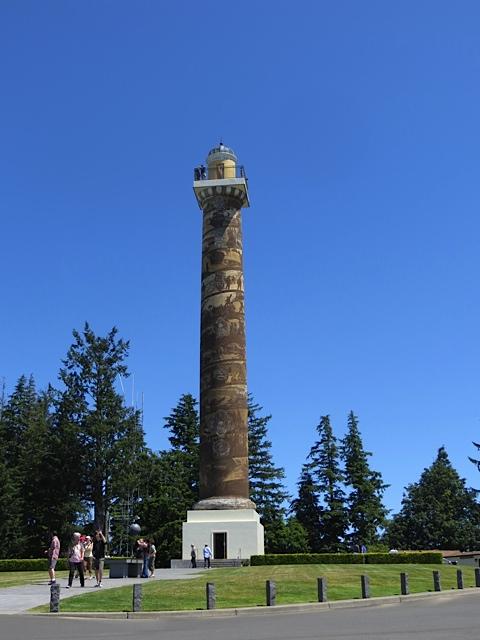 The Astoria Column