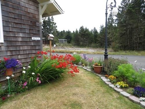 Gene's garden is ready!
