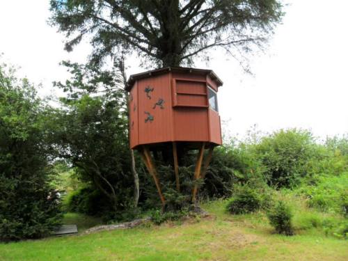 bay view tree house