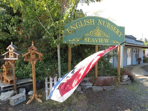 English Nursery in Seaview