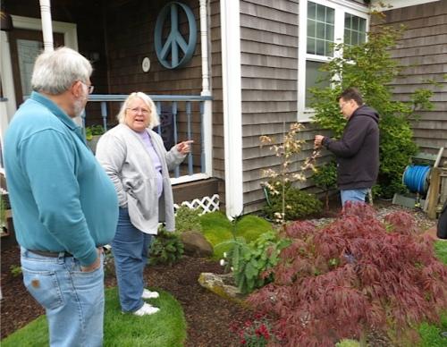 Tom, Debbie, Judy