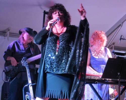 Timmer Blakely, Lucy Hammond, Bonnie Lee Bluestone
