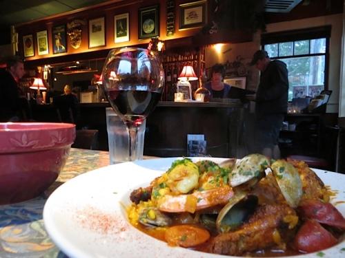 Paella...so delicious