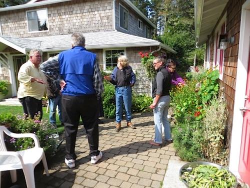 garden discussion