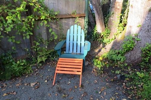 a sit spot