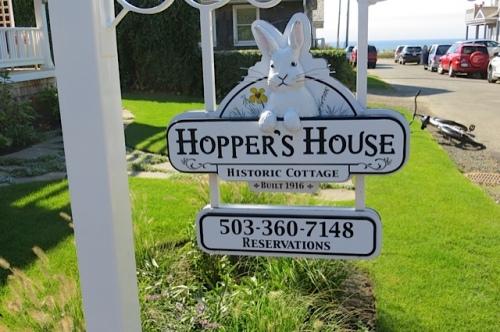 Hopper's House