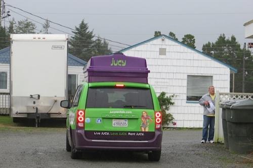 Jucy Van