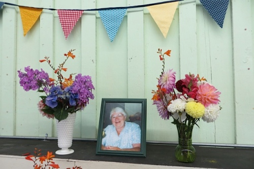 another Memorial for Margaret