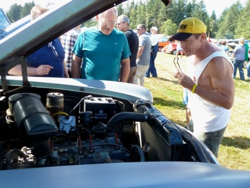 Engines are the subject of much discussion.