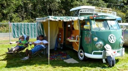 I love a VW van