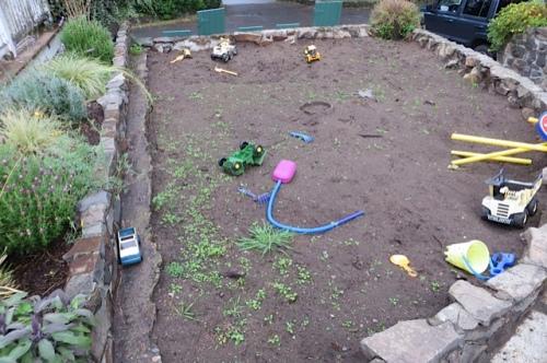 a big sandbox!