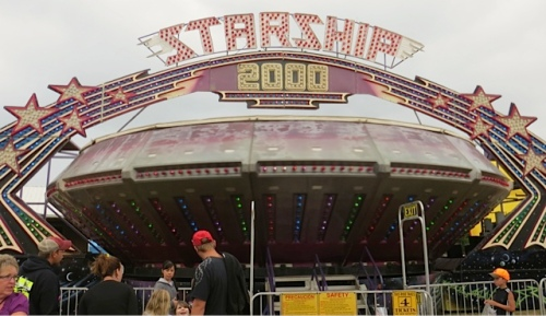 Starship...was it named before the year 2000?