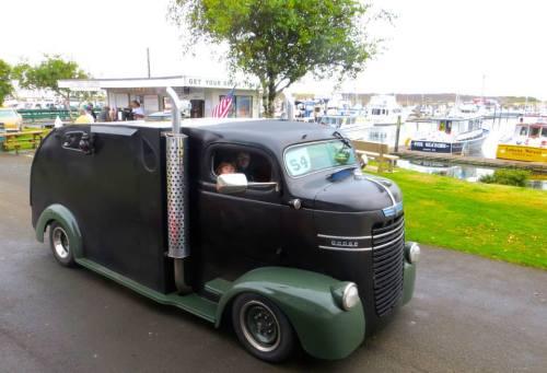 the interesting truck