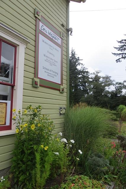 Wiegardt Gallery garden