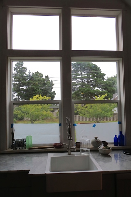 kitchen window