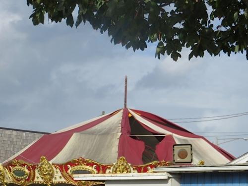 Long Beach carousel