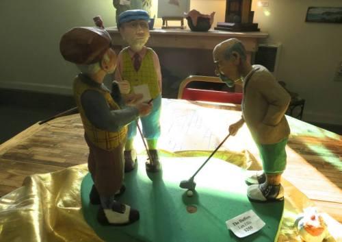 golfers three