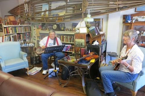 music at Olde Towne