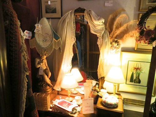 in Antique Gallery Too!, the sister store to the Antique Gallery