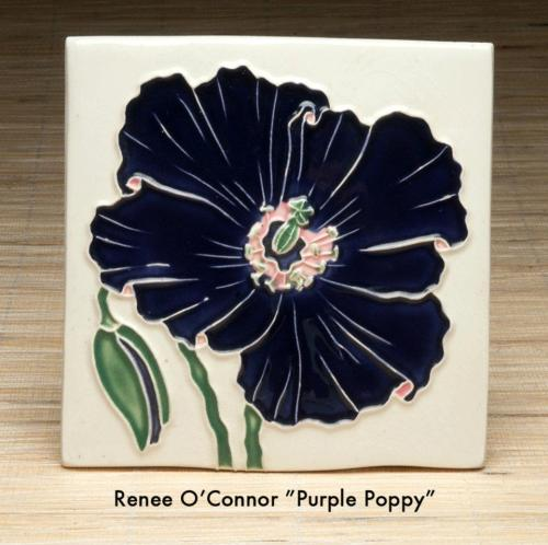 the poppy tile from 2011!