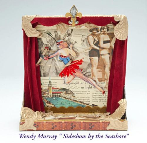Sideshow by the Seashore by Wendy Murry