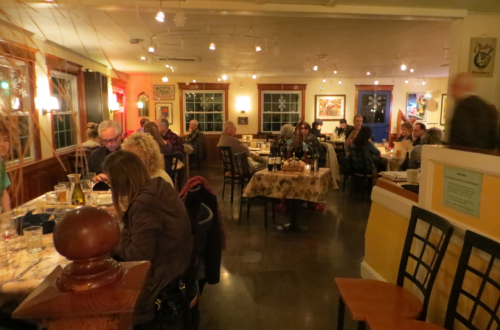 42nd Street Café