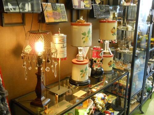 Heather's lamps