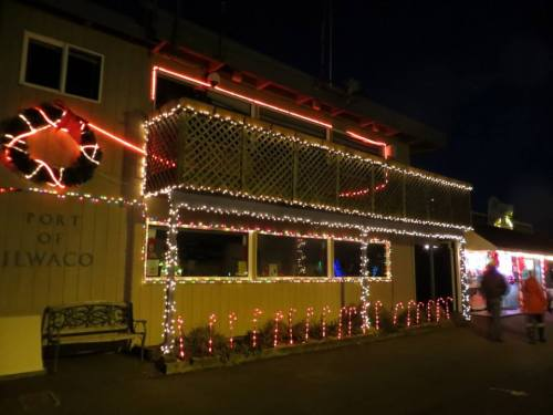 The Port Office