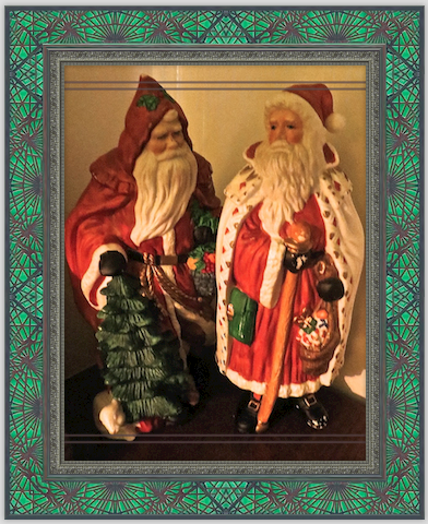 Mr. and Mr. Santa