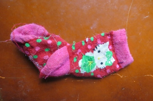 catnip Christmas stocking!
