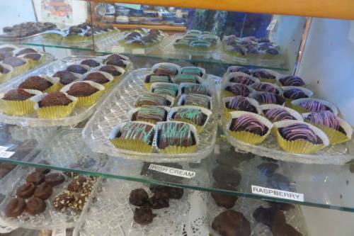 Katie also carries of an assortment of delicious truffles.