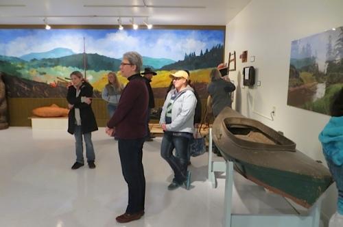 Betsy Millard, museum director