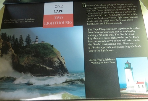 why we have two lighthouses