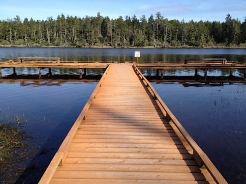 community park dock