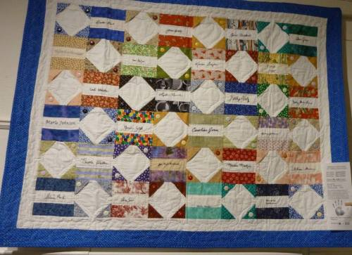 Signature Quilt (the second one)