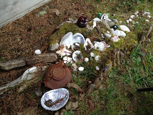 garden relics