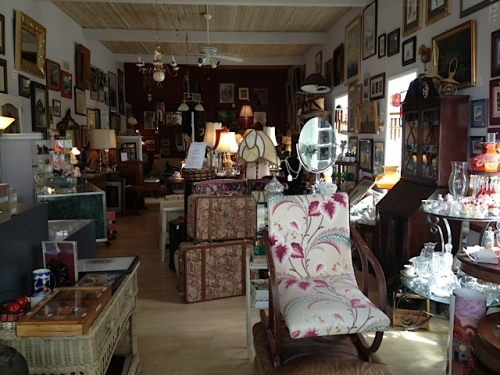 Antique Gallery Too!