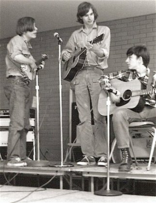 Folk Lab, 1971; class requirement was simply listening to one's fellow more talented students.