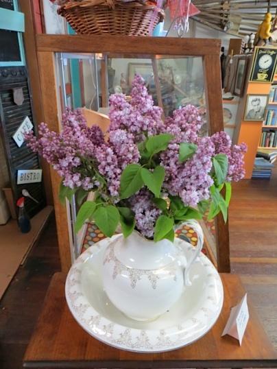 Luanne's lilac bouquet